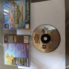 Videojuegos y Consolas: DIGIMON WORLD PS1 PLAYSTATION 1 PAL-ESPAÑA. Lote 270242693