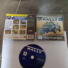 Videojuegos y Consolas: COLIN MCRAE RALLY PS1 PLAYSTATION 1 PAL-ESPAÑA. Lote 270242818