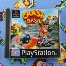 Videojuegos y Consolas: PLAY STATION PS1 PSX CRASH BASH BUEN ESTADO PAL ESPAÑA. Lote 270567373