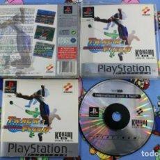 Videojuegos y Consolas: PLAY STATION PS1 PSX INTERNATIONAL TRACK & FIELD PLATINUM BUEN ESTADO PAL ESPAÑA. Lote 270573088
