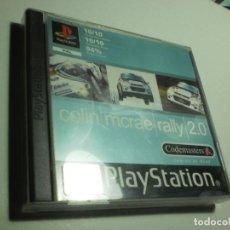 Videojuegos y Consolas: PS1 COLIN MCARE RALLY 2.0 CON DISCO Y MANUAL (BUEN ESTADO). Lote 272499063