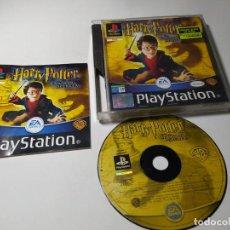 Videojuegos y Consolas: HARRY POTTER Y LA CAMARA SECRETA ( PLAYSTATION 1 - PS1 - PAL - ESPAÑA). Lote 274001548