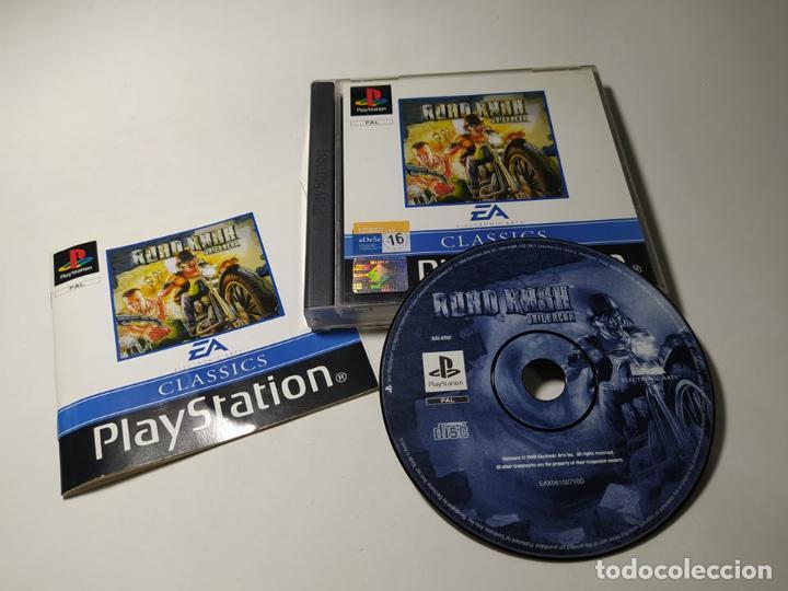 ROAD RASH JALIBREAK ( PLAYSTATION 1 - PS1 - PAL - ESPAÑA) (Juguetes - Videojuegos y Consolas - Sony - PS1)