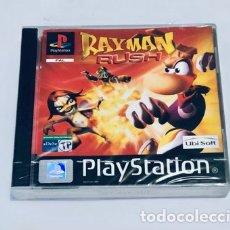 Videojuegos y Consolas: RAYMAN RUSH [UBI SOFT] [2002] [PLAYSTATION PSX PSONE PS1] PAL - SLES-03812. Lote 275909233