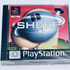 Videojuegos y Consolas: SHEEP [MIND'S EYE PRODUCTIONS] [2000] EMPIRE INTERACT. [PLAYSTATION PSX PSONE PS1] PAL - SLES-02218. Lote 275924983