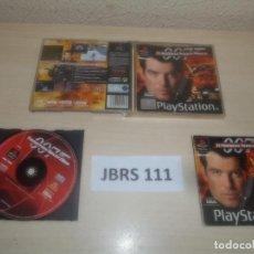 Videojuegos y Consolas: PS1 - 007 EL MAÑANA NUNCA MUERE , PAL ESPAÑOL , COMPLETO. Lote 275936808