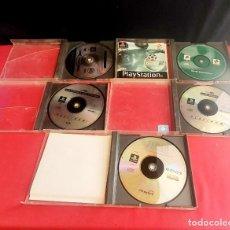 Videojuegos y Consolas: LOTE DE JUEGOS PLAYSTATION 1 . SIN PROBAR. Lote 276137408