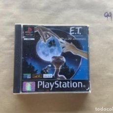 Videojuegos y Consolas: ET EL EXTRATERRESTRE EDICIÓN 20 ANIVERSARIO PSX PLAY STATION. Lote 277240558