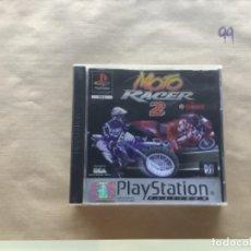 Videojuegos y Consolas: MOTO RACER 2. PSX PLAY STATION. Lote 277240663