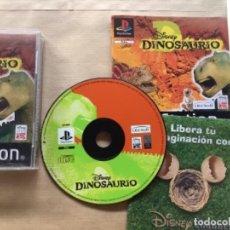 Videojuegos y Consolas: DINOSAURIO PSX PLAY STATION. Lote 277253723