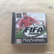 Videojuegos y Consolas: FIFA 2000. PSX PLAY STATION. Lote 277255498