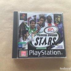 Videojuegos y Consolas: PRIMERA DIVISIÓN STARS. . PSX PLAY STATION. Lote 277255603