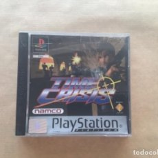 Videojuegos y Consolas: TIME CRISIS. . PSX PLAY STATION. Lote 277468328