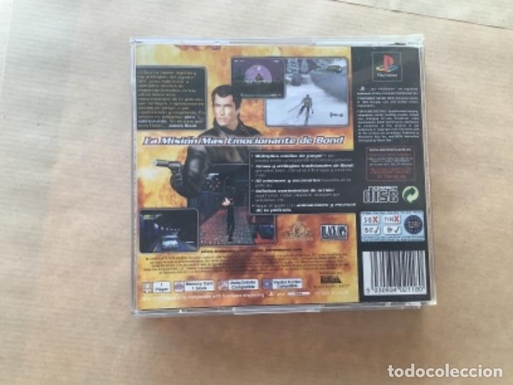 Videojuegos y Consolas: 007 EL MAÑANA NUNCA MUERE. PSX PLAY STATION - Foto 3 - 277470718