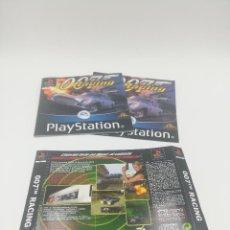 Videojuegos y Consolas: 007 RACING MANUAL Y CARATULAS PS1. Lote 277523733