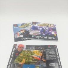 Videojuegos y Consolas: MOTO RACER WORLD TOUR PS1. Lote 277526153