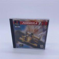 Videojuegos y Consolas: FÓRMULA 1 JUEGO PS1- PLAYSTATION 1. Lote 277539138