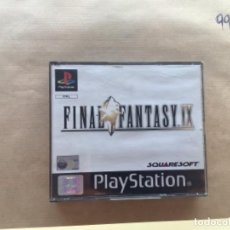 Videojuegos y Consolas: FINAL FANTASY IX. SIN MANUAL PSX PLAY STATION. Lote 277607773