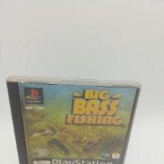 Videojuegos y Consolas: BIG BASS FISHING PS1. Lote 277628028
