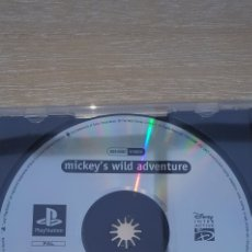 Videojuegos y Consolas: JUEGO PSX MICKEY WILD ADVENTURE. Lote 277838978