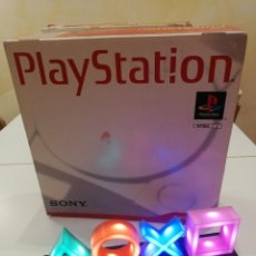 Videojuegos y Consolas: PLAYSTATION 1 NTSC-J SCPH-5500 JAPON JAPAN PS1 1996. Lote 279571543