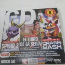 Videojuegos y Consolas: DISCO PS1 DISCO 50. Lote 280214283