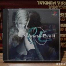 Videojuegos y Consolas: PARASITE EVE II PARA PLAYSTATION PSX PS1. Lote 287043243