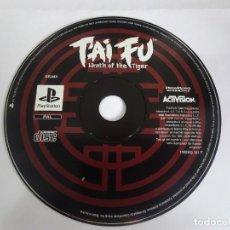 Videogiochi e Consoli: JUEGO PLAYSTATION TAI FU. Lote 287665943