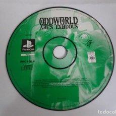 Videogiochi e Consoli: ODDWORLD ABES EXODDUS PLAYSTATION SOLO EL CD 1. Lote 287666473