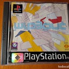 Videojuegos y Consolas: WIP3OUT PS1 - PLAYSTATION 1. Lote 287800888