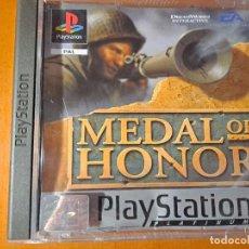 Videojuegos y Consolas: MEDAL OF HONOR PS1 - PLAYSTATION 1. Lote 287942823