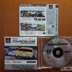 Videojuegos y Consolas: TOCA TOURING CAR CHAMPIONSHIP PLAYSTATION 1 - PS1. Lote 287944003