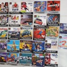 Videogiochi e Consoli: LOTE DE JUEGOS PLAYSTATION 1 PS1. 27 JUEGOS. Lote 288112588