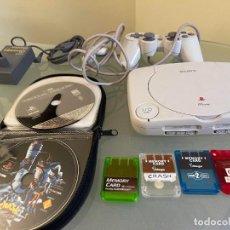 Videojuegos y Consolas: PS ONE PERFECTA. Lote 288601898