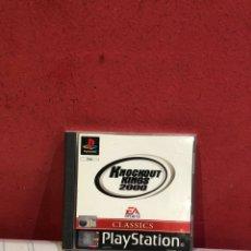 Videojuegos y Consolas: KNOCKOUT KINGS 2000 PLAYSTATION 1 VIDEOJUEGOS RETRO. Lote 289324463