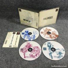 Videojuegos y Consolas: FINAL FANTASY IX JAP SONY PLAYSTATION PS1. Lote 289939008