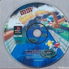Videojuegos y Consolas: JUEGO PLAY STATION M & M'S SHELL SHOCKED. VER FOTOGRAFÍAS Y DESCRIPCIÓN.. Lote 291431013