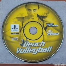Videojuegos y Consolas: JUEGO PLAY STATION BEACH VOLLEYBALL. VER FOTOGRAFÍAS Y DESCRIPCIÓN.. Lote 291434728