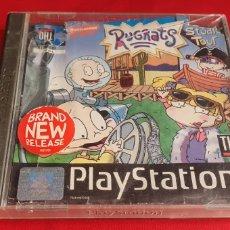 Videojuegos y Consolas: JUEGO RUGRATS PLAYSTATION 1 SIN PROBAR . TAL CUAL COMO SE VE EN FOTOS. Lote 292550873