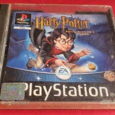 Videojuegos y Consolas: JUEGO HARRY POTTER PLAYSTATION 1 SIN PROBAR. TAL CUAL COMO SE VE EN FOTOS. Lote 292551128