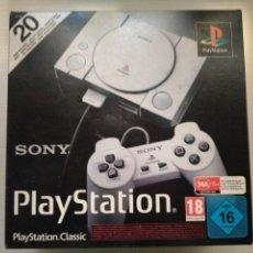 Videogiochi e Consoli: CONSOLA SONY PLAYSTATION CLASSIC MINI. Lote 294063683