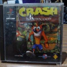 Videojuegos y Consolas: CRASH BANDICOOT PARA PLAYSTATION PSX PS1. Lote 294111423