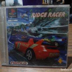 Videojuegos y Consolas: RIDGE RACER PARA PLAYSTATION PSX PS1. Lote 294113318