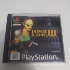 Videojuegos y Consolas: JUEGO TOMB RAIDER III. Lote 295397398