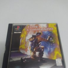 Videojuegos y Consolas: JUEGO TIME COMMANDO. Lote 295397643