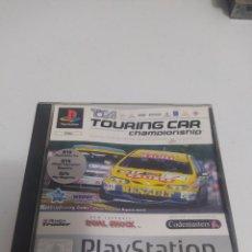 Videojuegos y Consolas: JUEGO TOCA TOURING CAR CHAMPIONSHIP. Lote 295398553