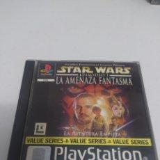 Videojuegos y Consolas: JUEGO STAR WARS EPISODIO 1 LA AMENAZA FANTASMA. Lote 295398928