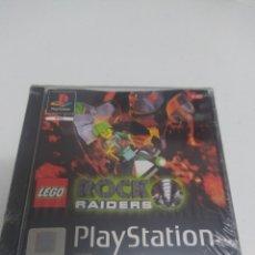 Videojuegos y Consolas: JUEGO LUEGO ROCK RAIDERS PRECINTADO. Lote 295399108