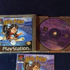 Videojuegos y Consolas: JUEGO DE HARRY POTTER PARA CONSOLA PS1. Lote 295614578