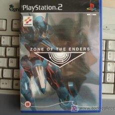 Videojuegos y Consolas: ZONE OF THE ENDERS. JUEGO DE MECHAS PS2 EN . NO DISTRIBUIDO EN ESPAÑA. DE LOTES. Lote 27117805